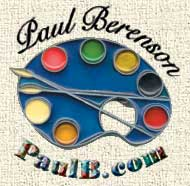 Impressionist oil painter and website developer Paul Berenson