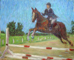 """The Equestrienne"""