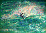"""The Surfer"""